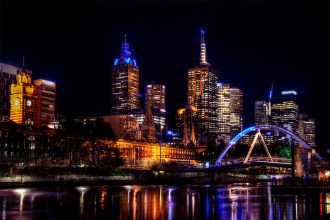 melbourne-night-skyline-cityscape-river