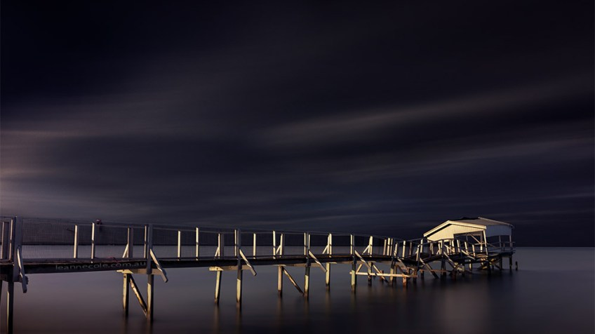 sorrento-sullivanbay-pier-long-exposure