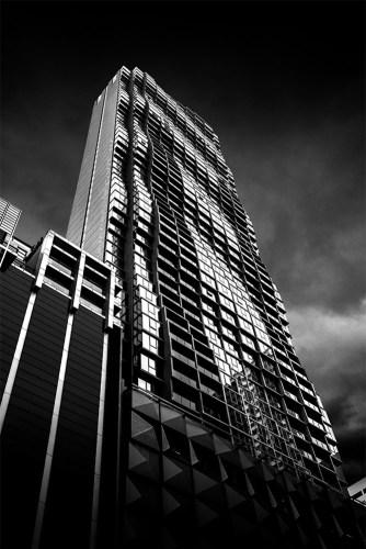 wavy-building-melbourne-monochrome