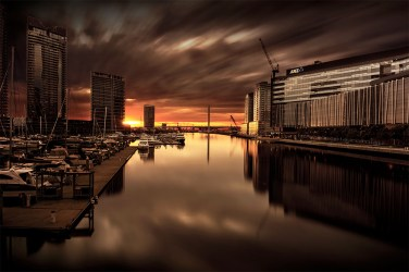 docklands-sunset-longexposure-lesson-melbourne