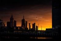 melbourne-cityscape-sunrise