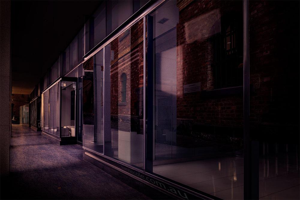 shop-front-reflections-leannecole-melbourne