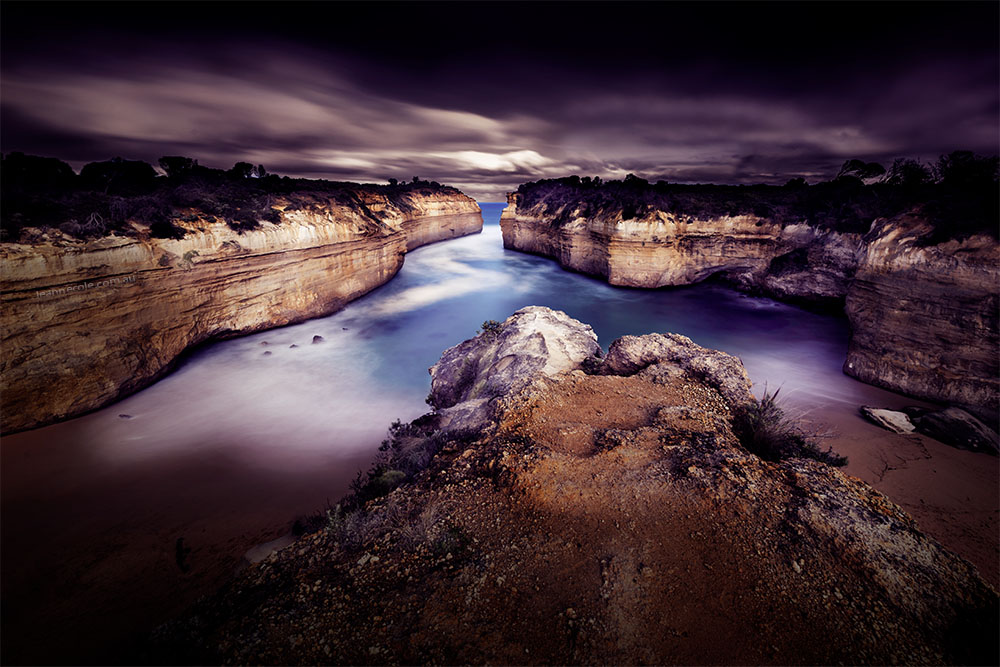 lochard-gorge-longexposure-greatocean-road