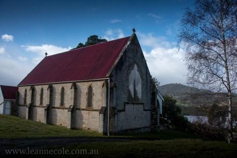 Old Church at Franks