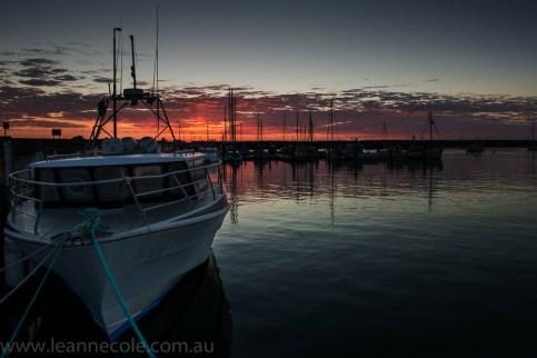 apollo-bay-sunrise-harbour-boats-5