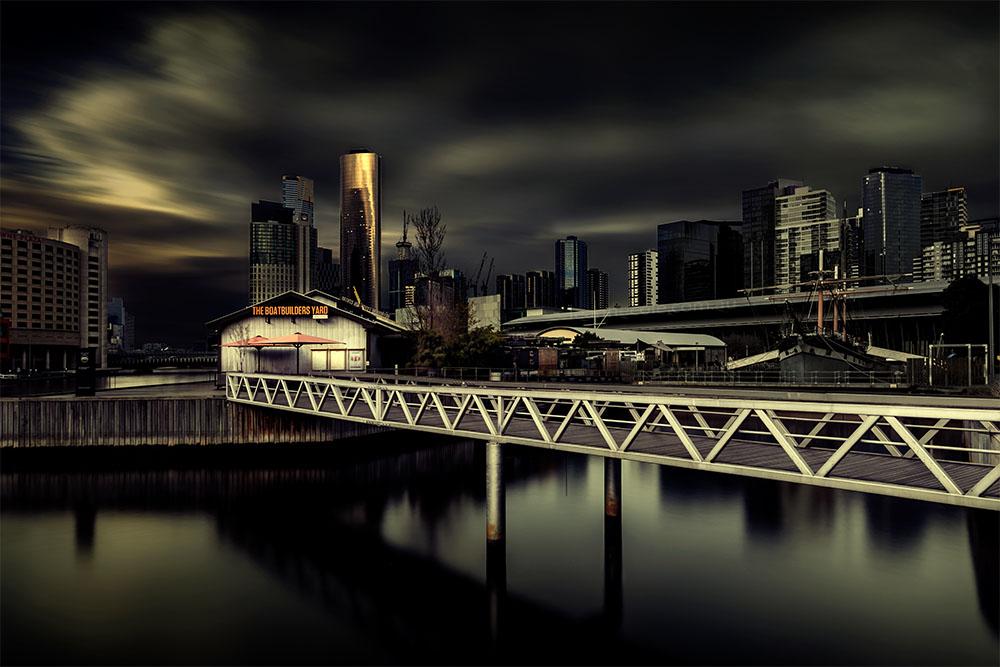 docklands-long-exposure-bridge-melbourne