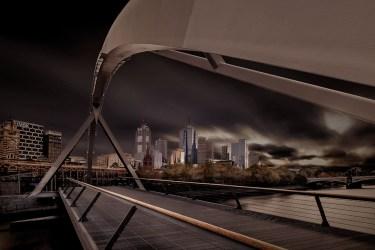 photo challenge 1 - Bridge evan-walker-bridge-melbourne-long-exposure