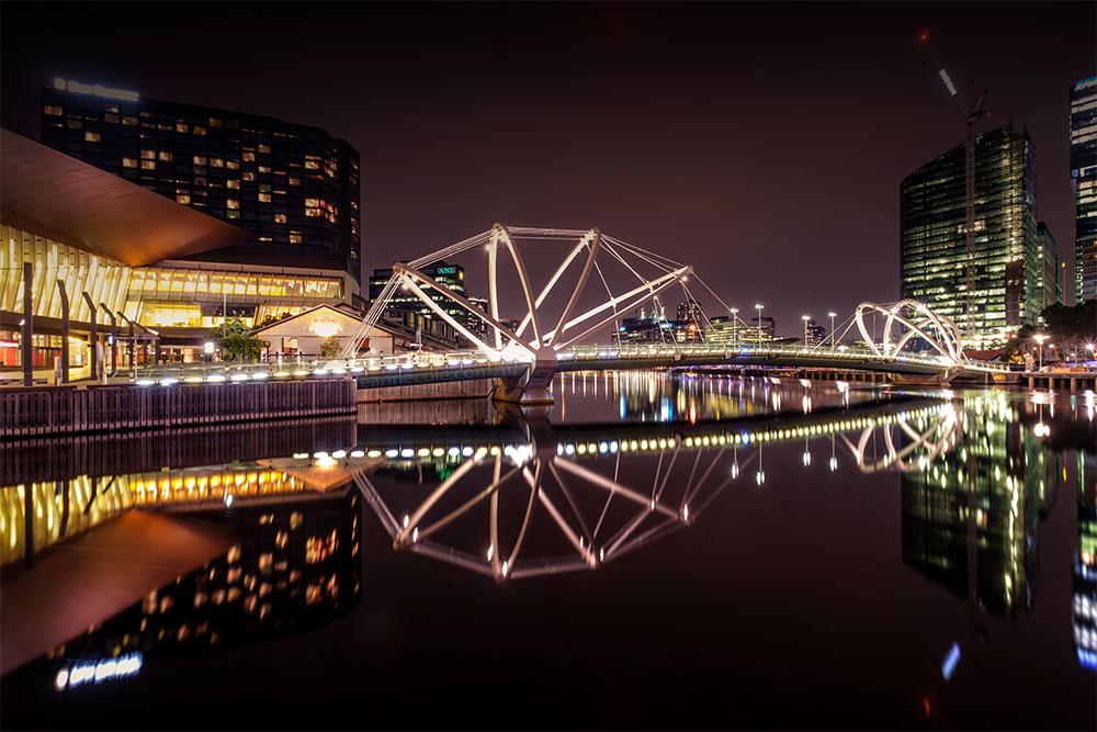 seafarers-bridge-filter-night-melbourne Photo challenge 1