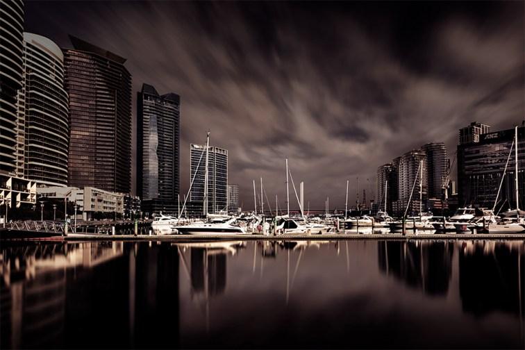 docklands-longexposure-melbourne-reflections-australia