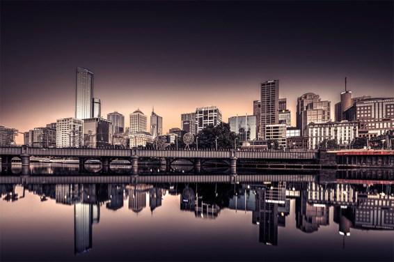 nikon-d850-cityscape-melbourne-morning