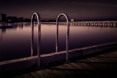 stkilda-pier-morning-longexposure-ladder