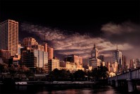 sunrise-melbourne-morning-yarrariver-cityscape