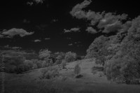 central-tilba-town-infrared-monochrome-25888