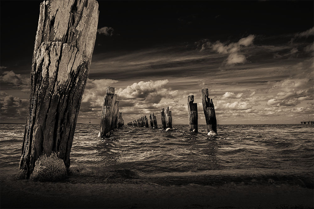 Monochrome Madness - Clifton Springs