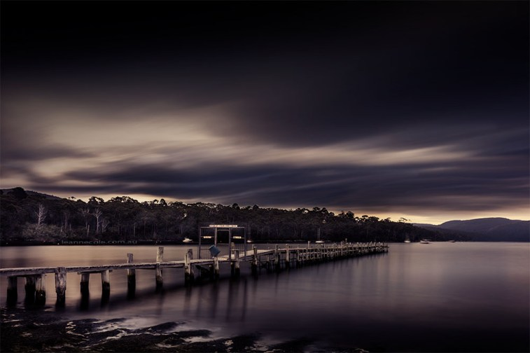 portarthur-tasmania-pier-long-exposure