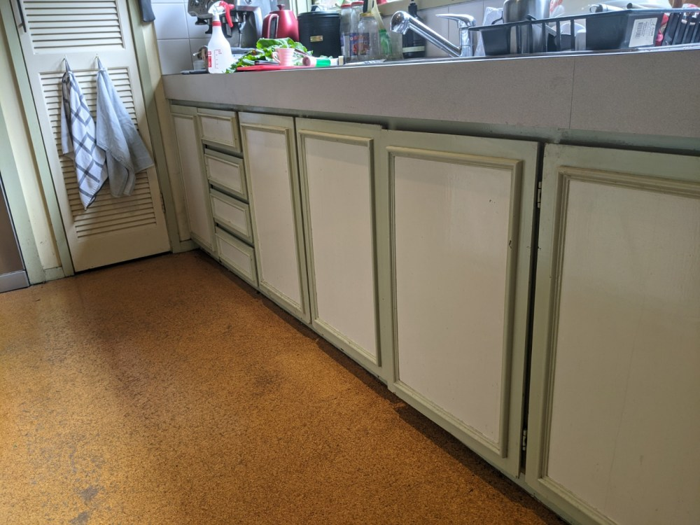 Why do I need to replace my kitchen cupboards?