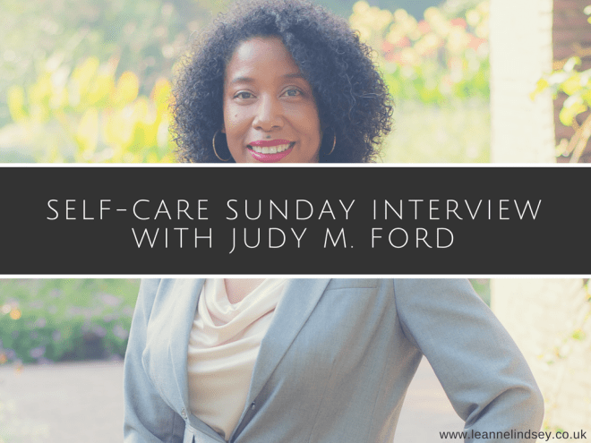 Self-Care-Sunday-Interview-with-Judy-M-Ford-Leanne-Lindsey-image