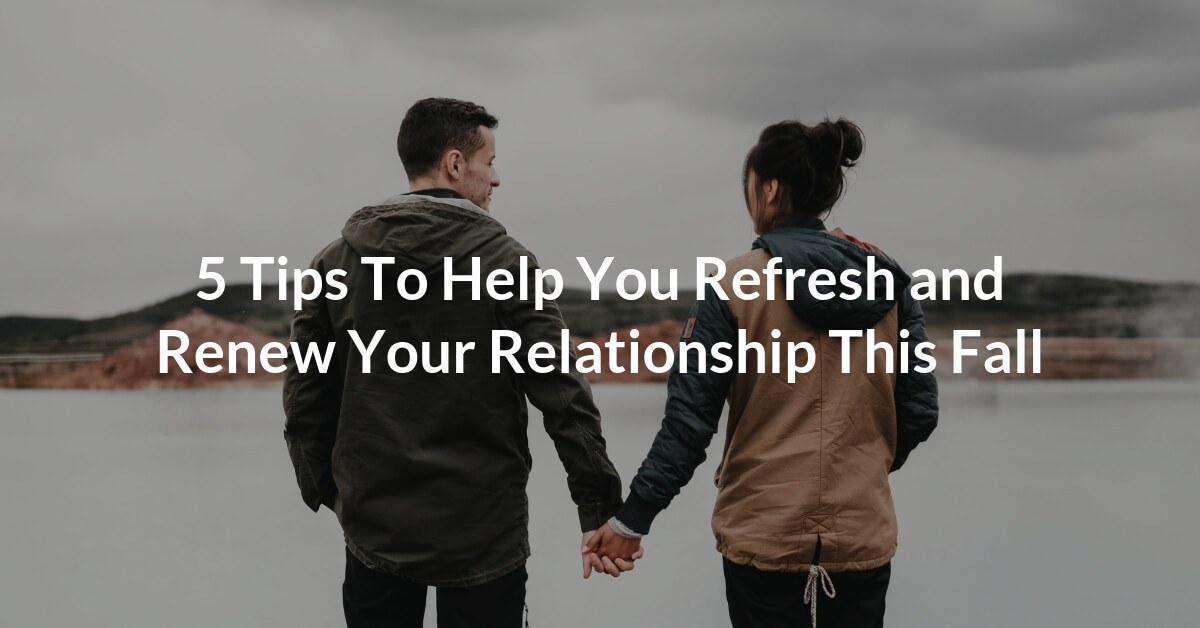 In an era where over half of all marriages are ending in a divorce, it is time we look at what we can do to make a relationship work, rather than end.