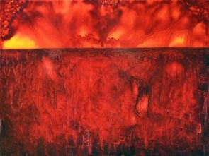 Tempestuous Journey, 2012, 18X24
