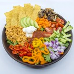 Delicious and Healthy Taco Salad Bowl