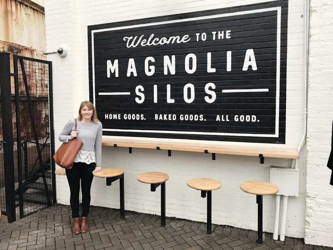 trip to magnolia silos where to stay eat and shop