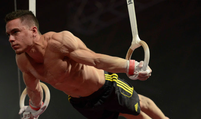 Image result for top planche on rings