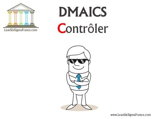 DMAICS-Contrôler-Six-Sigma