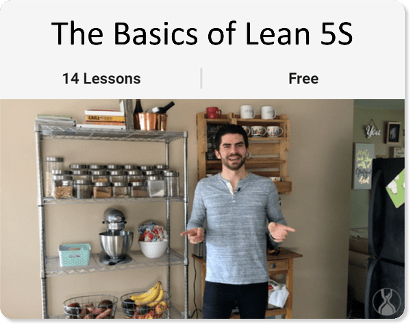 The Basics of Lean 5S