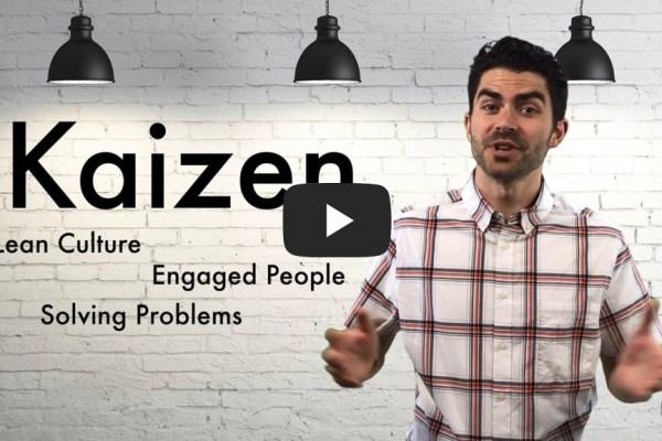 Introduction to Kaizen Video