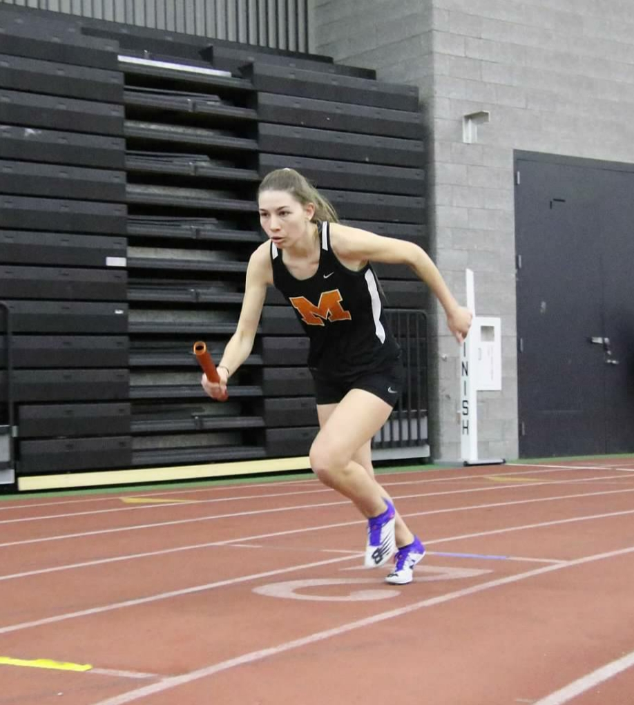 AbbyMontville High SchoolCross-Country, Indoor & Outdoor Track, Lacrosse