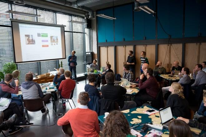 ThingsCon Amsterdam 2017, photo by nunocruzstreet.com
