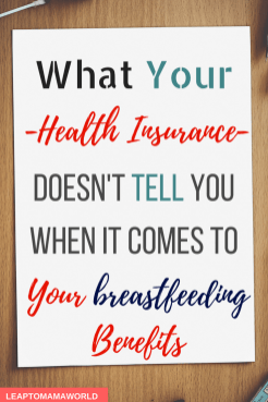 Your Insurance Breastfeeding Benefits