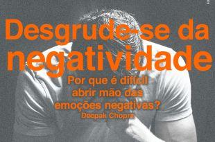 desprender da negatividade