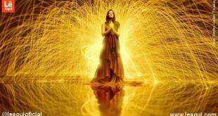 A energia espiritual elevada protege a saúde e a vida