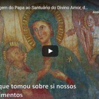 A oração do Papa Francisco a Nossa Senhora, frente à pandemia