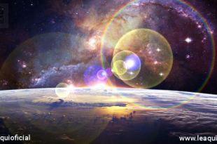 imagem do planeta terra no espaço transição planetária regeneração