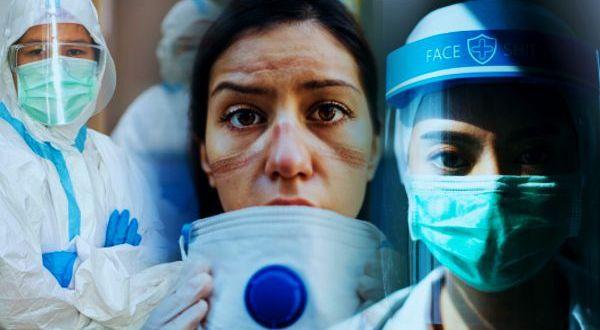 profissionais de saúde recuperação saudável
