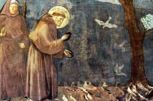 pintura de Giotto di Bondone-Basílica de São Francisco de Assis vidas São Francisco