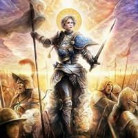 Santa Joana D'Arc e a Louca de Paris