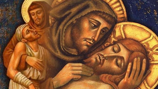 abraço em Jesus