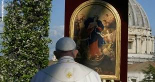 A maratona de orações marianas pelo fim da pandemia
