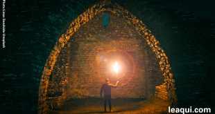 A luz que afasta as sombras do medo