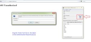 Handle Windows Authentication popup using Selenium Webdriver