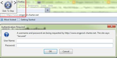 Handle Windows Authentication using Selenium Webdriver