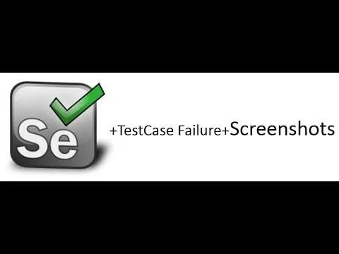 Screenshot in Selenium Webdriver