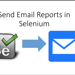 Send report through email in Selenium Webdriver