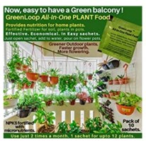 All-in-One Plant food Greenloop