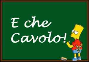 Learn Italian Bad Words and Expressions