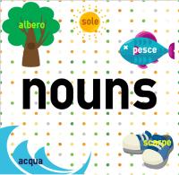Italian Nouns Terminations
