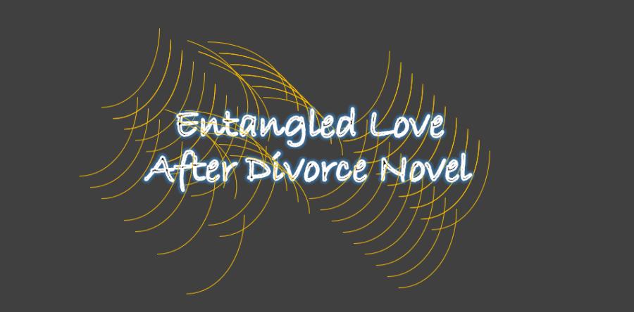 Image of Entangled Love After Divorce Novel